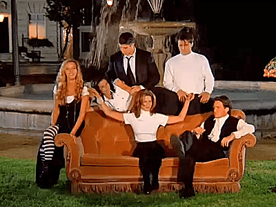 "14. ""Friends"": The Show That Launched A One-Hit Wonder"
