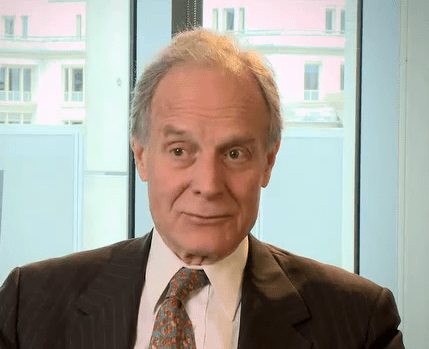 Charles Ellis: Invest for the long run.