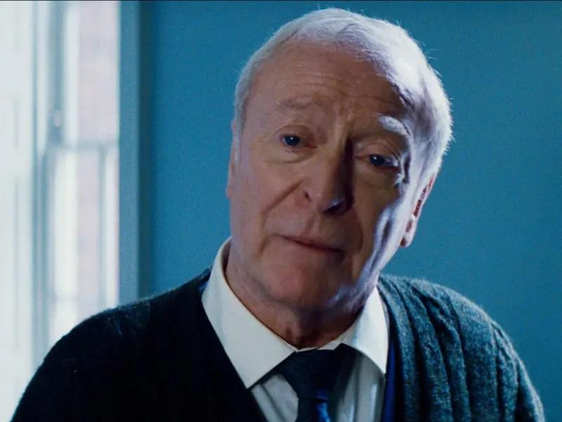 Michael Caine — Maurice Joseph Micklewhite