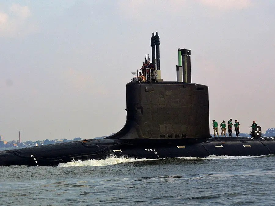 The Virginia-class submarine is a new breed of high-tech post-Cold War nuclear subs