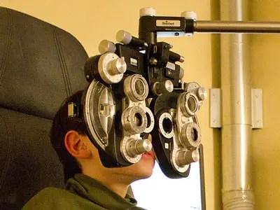 4. Optometrist
