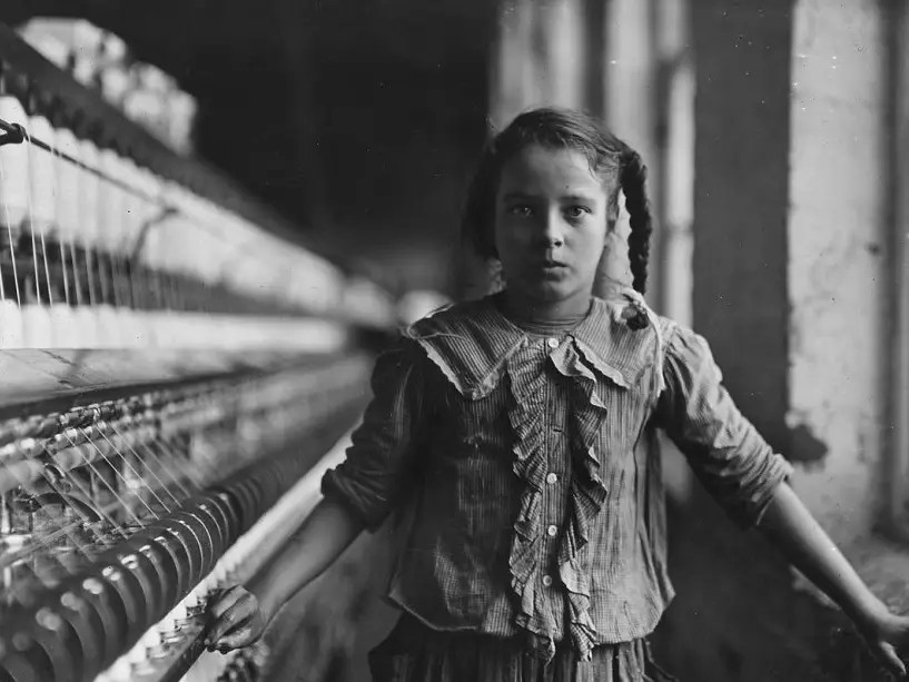 The Lives Of Young Workers Before Child Labor Was