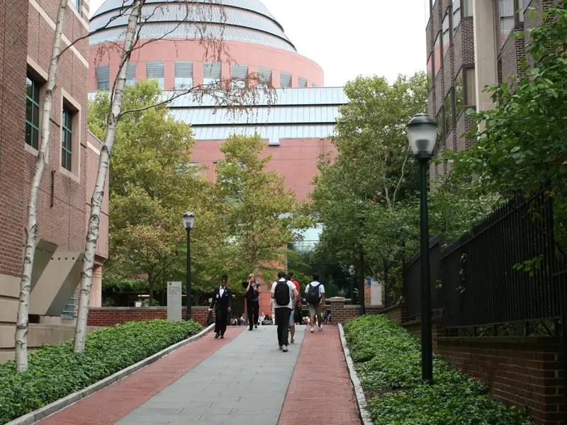 #12 University of Pennsylvania (Wharton)