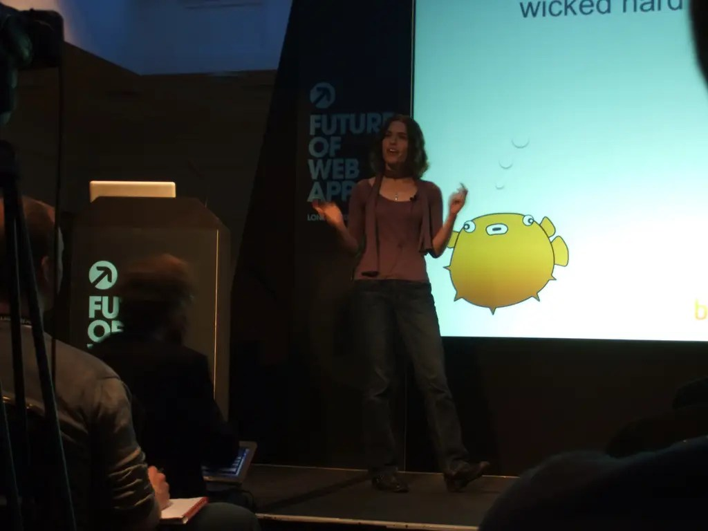 Hilary Mason, Chief Scientist at Bitly