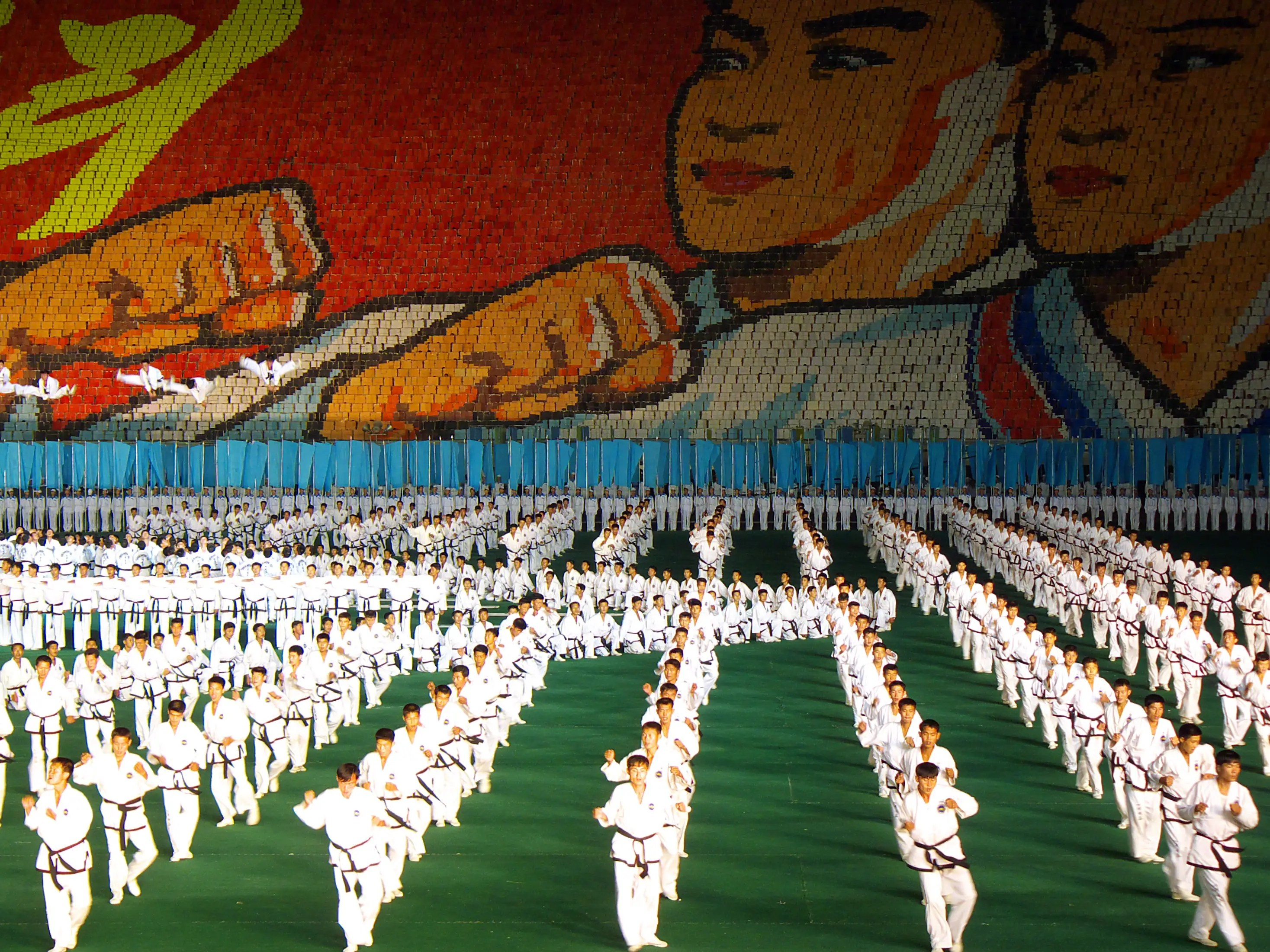 There are over 24 million people living inside North Korea.