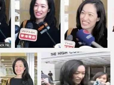 #12 Samathur Li Kin-kan and Florence Tsang Chiu-wing