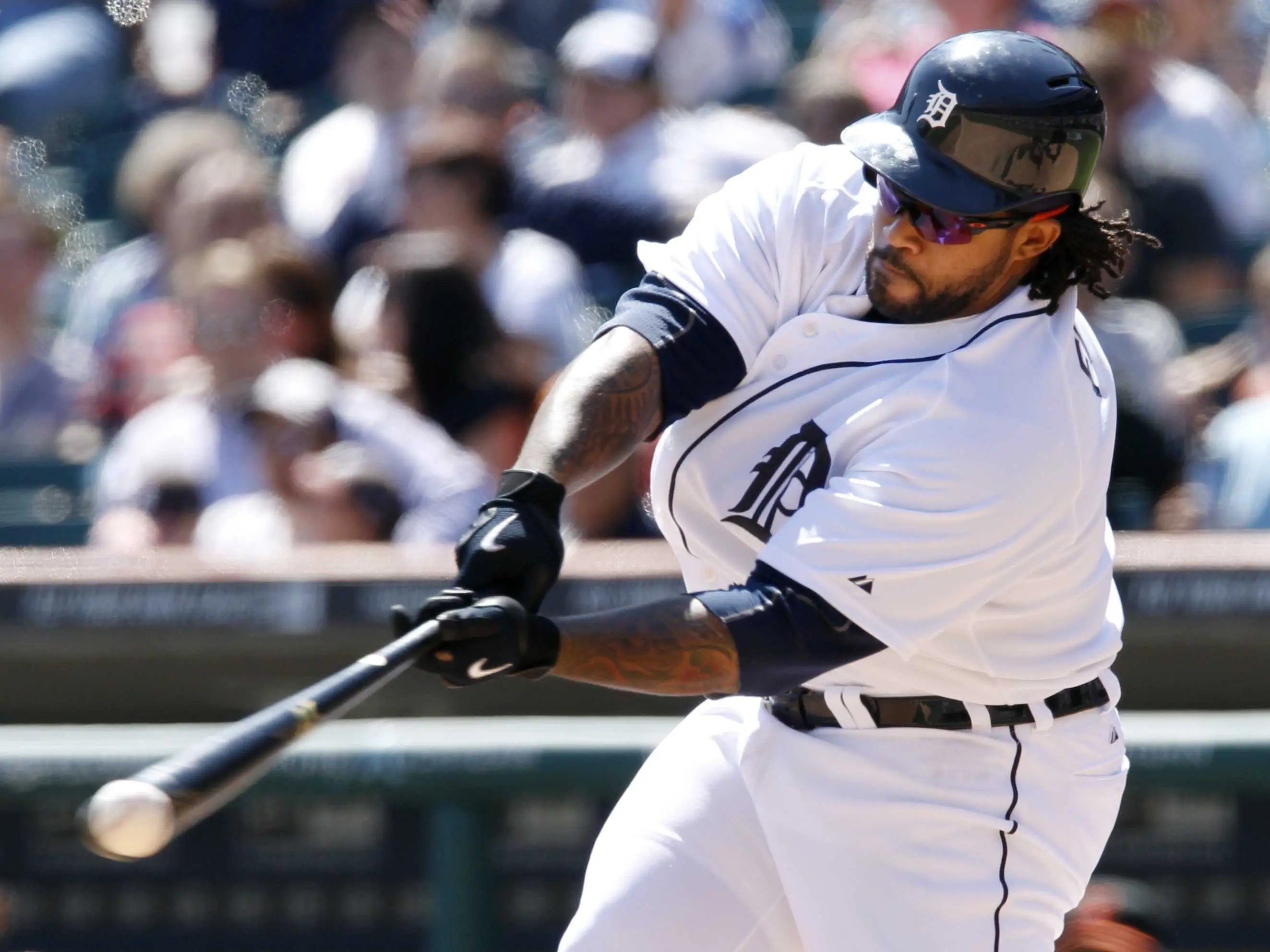 #18 Prince Fielder, Detroit Tigers