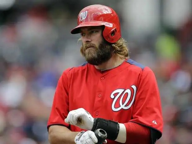 #12t Jayson Werth, Washington Nationals