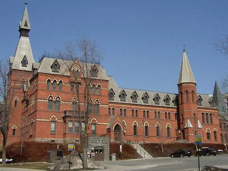 #6 Cornell University (Johnson)
