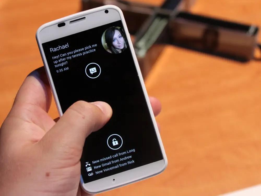 #5 Motorola Moto X