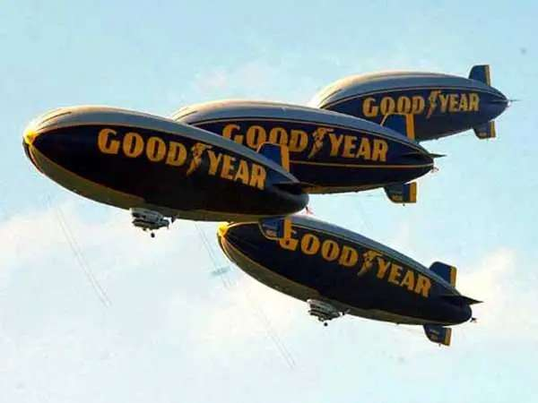 7) Goodyear Tire & Rubber