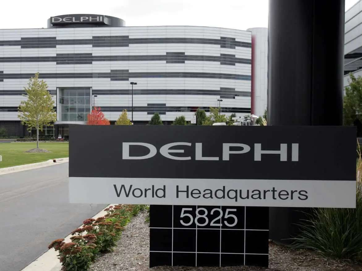 16) Delphi Automotive: 14% Upside