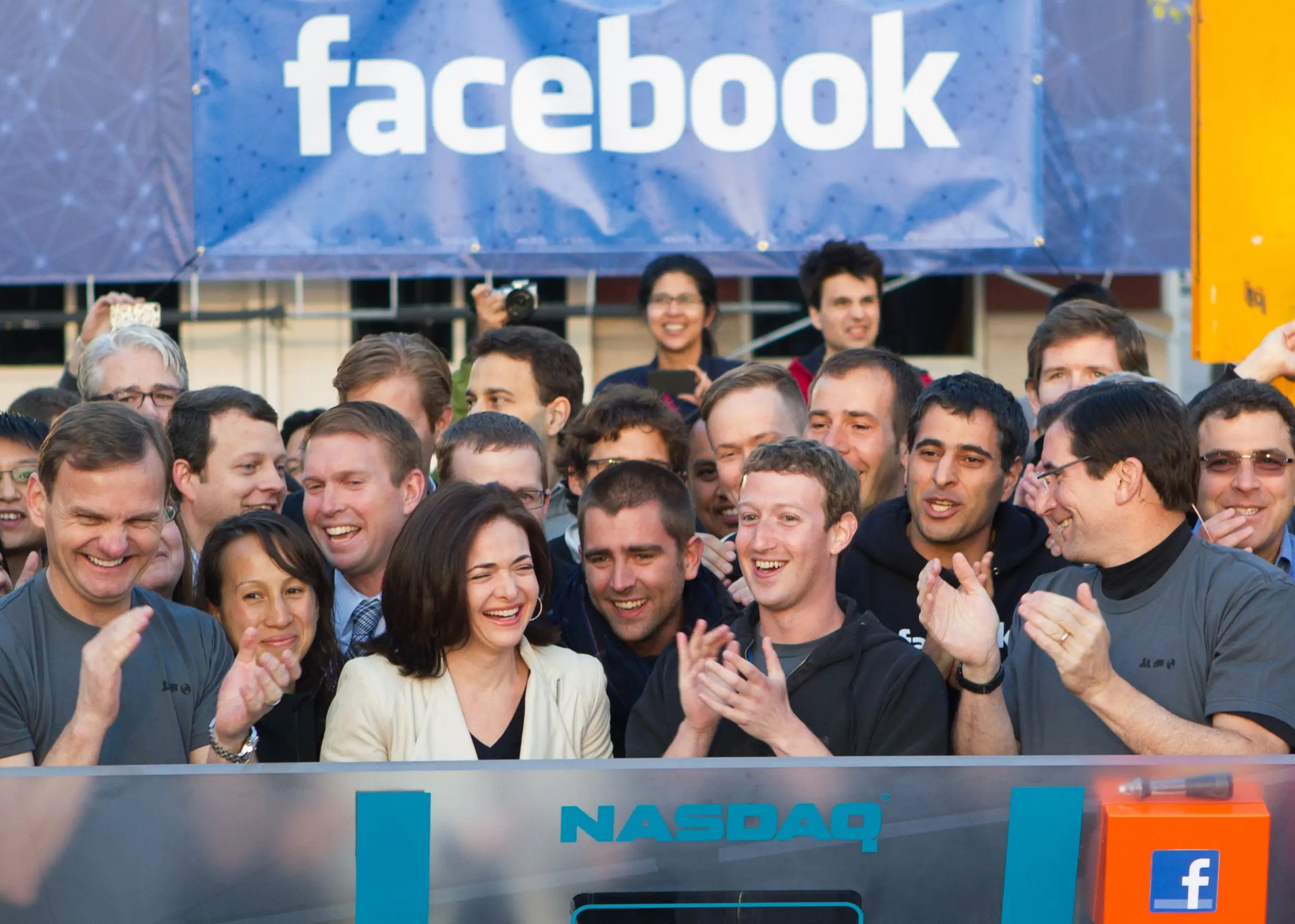Image result for photos of facebook and zuckerberg