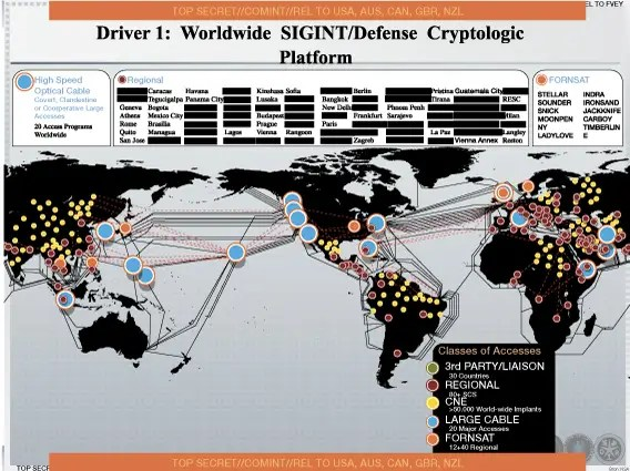 Map Shows The NSAs Massive Worldwide Malware Operations nsa568