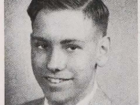 Warren Buffett circa 1947