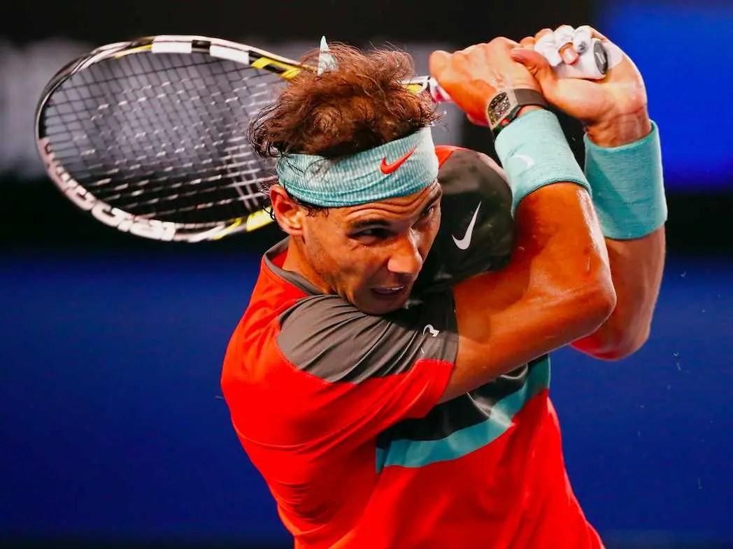 #10 Rafael Nadal