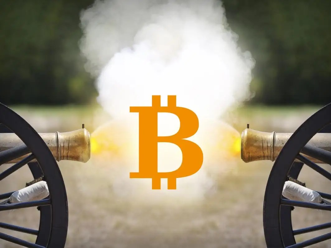 bitcoin civil war