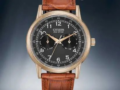 Citizen men's watch Men's Strap