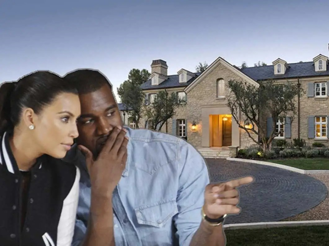 Kim Kardashian And Kanye West Are Not Flipping Their New