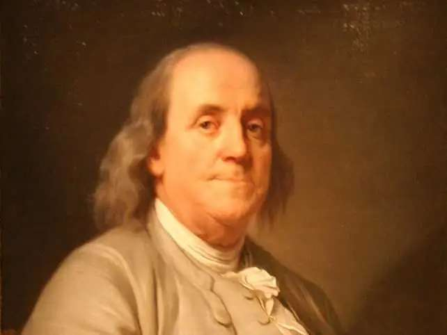 Inventor Benjamin Franklin asked himself the same self-improvement question every night.