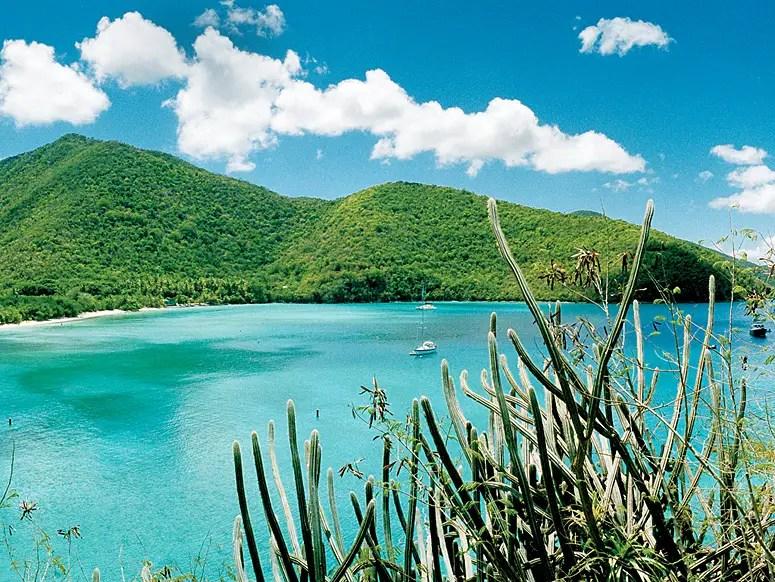 8. St. John, U.S. Virgin Islands