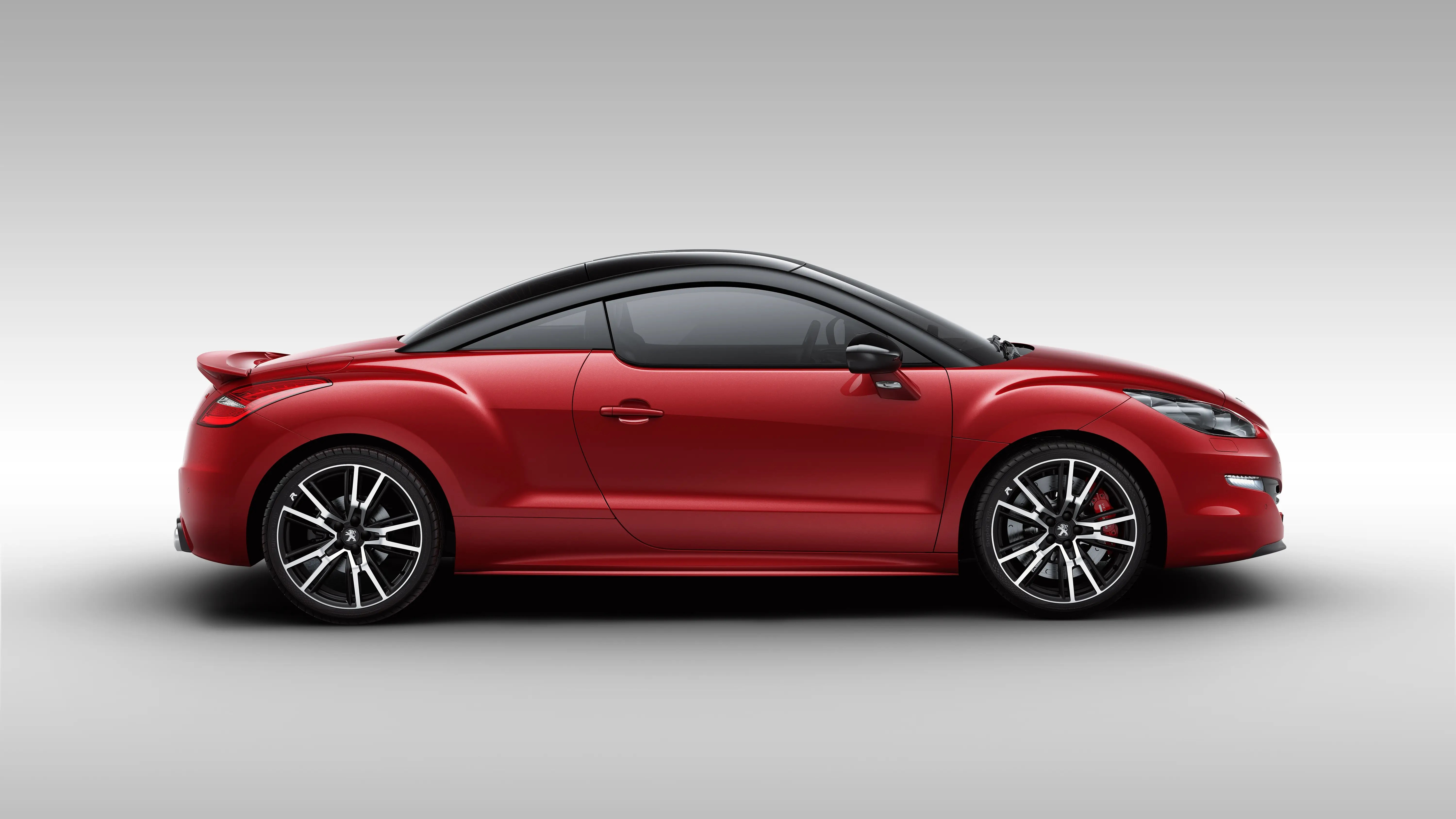 "The RCZ's soft, flowing curves and classic ""double bubble"" roofline make for one gorgeous silhouette."