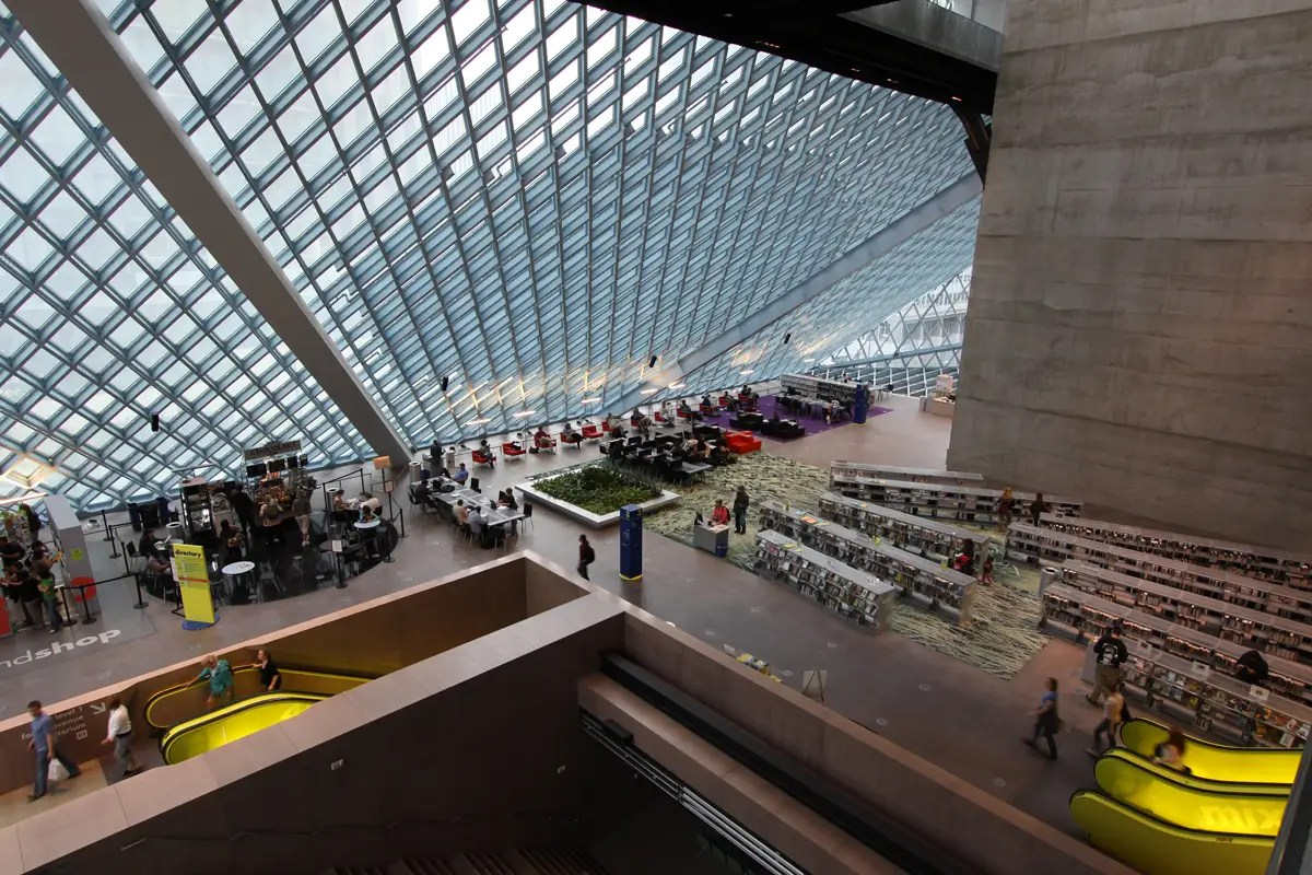 Best Libraries From Around The World - Central Library