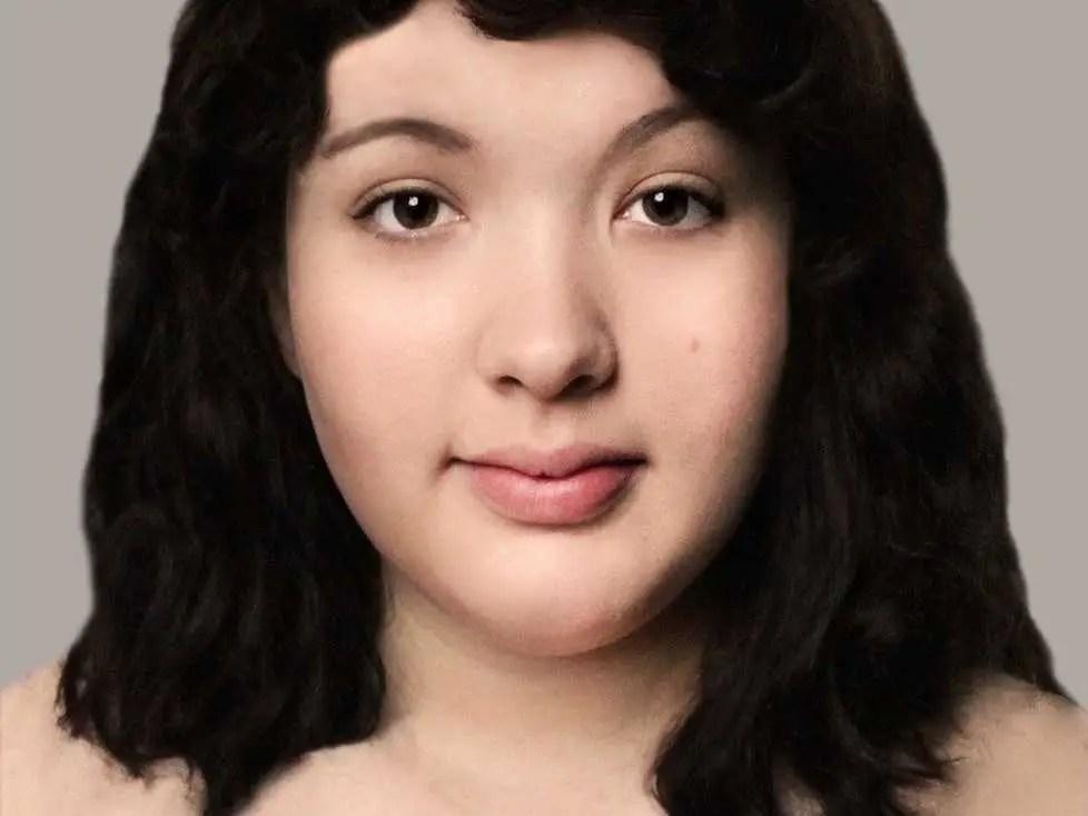 Marie Southard Ospinas Photoshopped Portraits