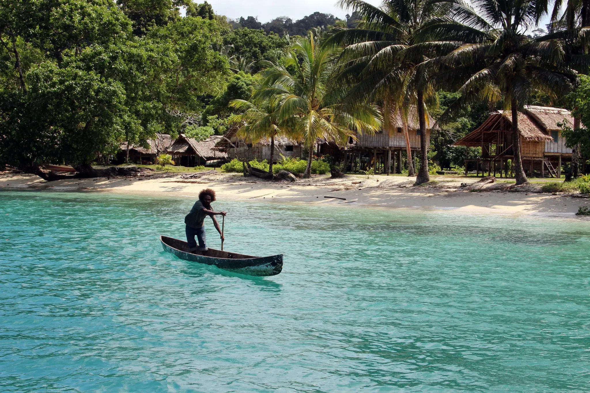 24. Solomon Islands — GDP per capita: $1,995 (£1,627)