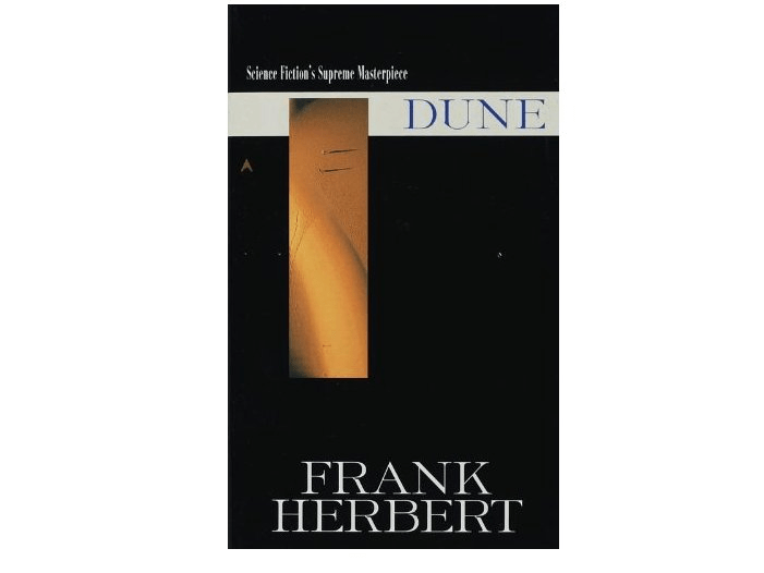 dune frank herbert science fiction book