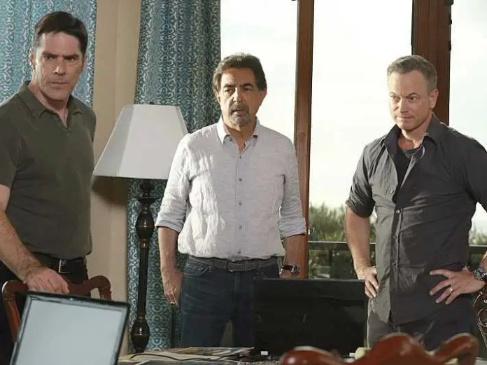 """Criminal Minds: Beyond Borders"" - CBS, dos temporadas"