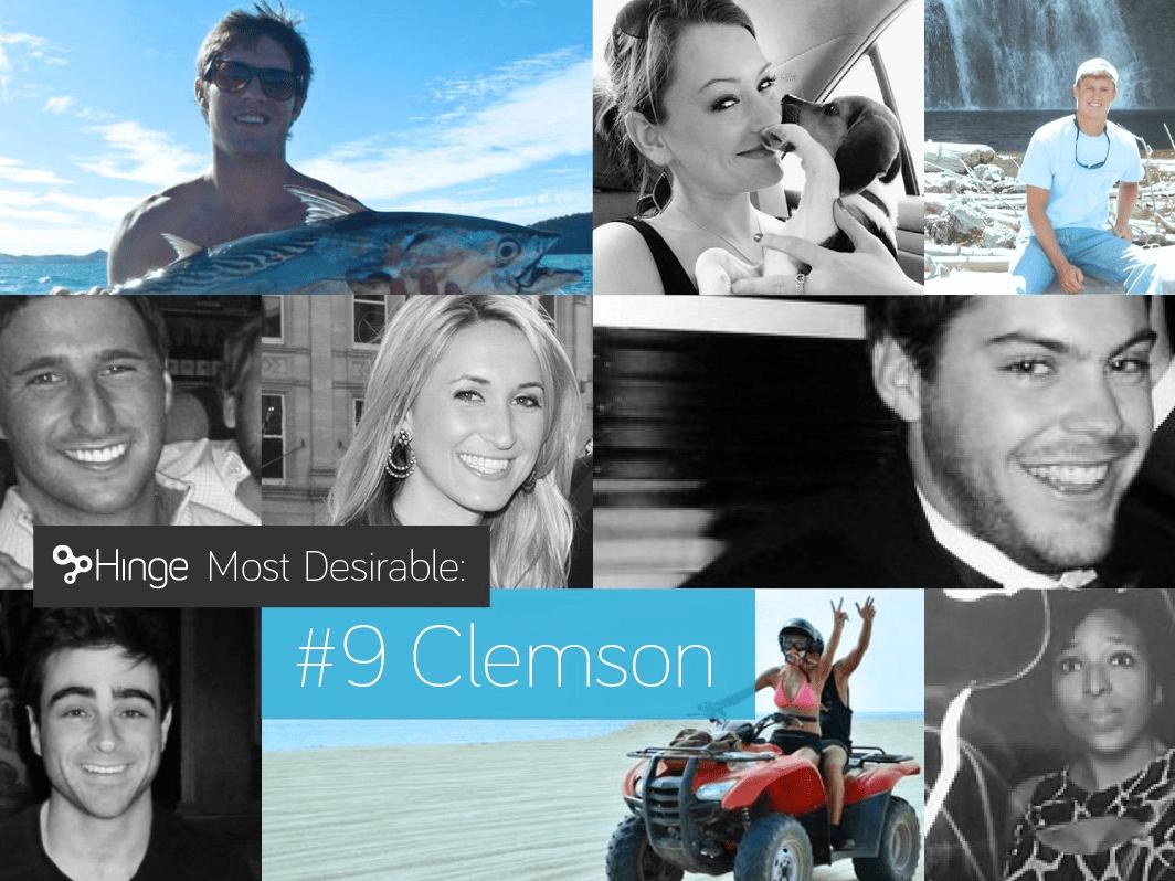 9. Clemson University