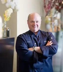 Delta chef Linton