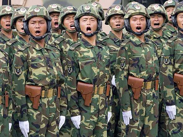 Image result for China's military, photos