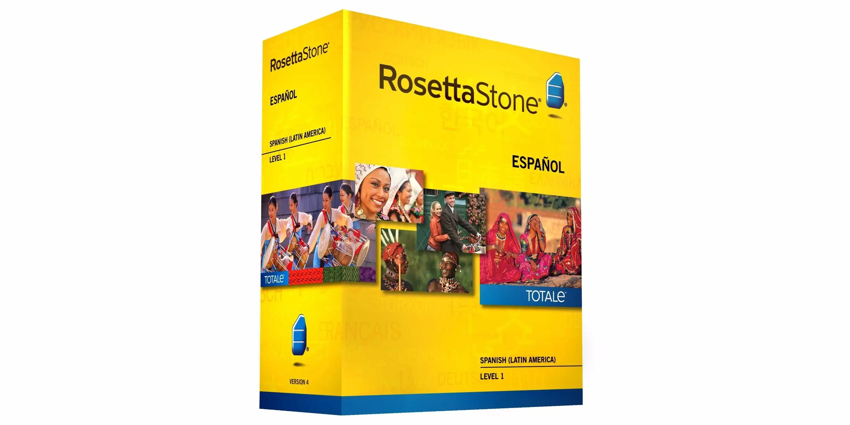 Deal Of The Day Rosetta Stones Signature Starter Language Courses Are 61 Off