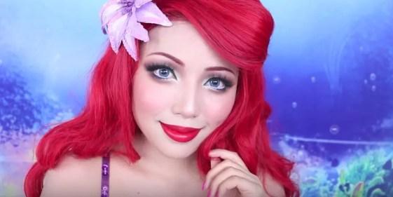Promise's Mermaid Transformation