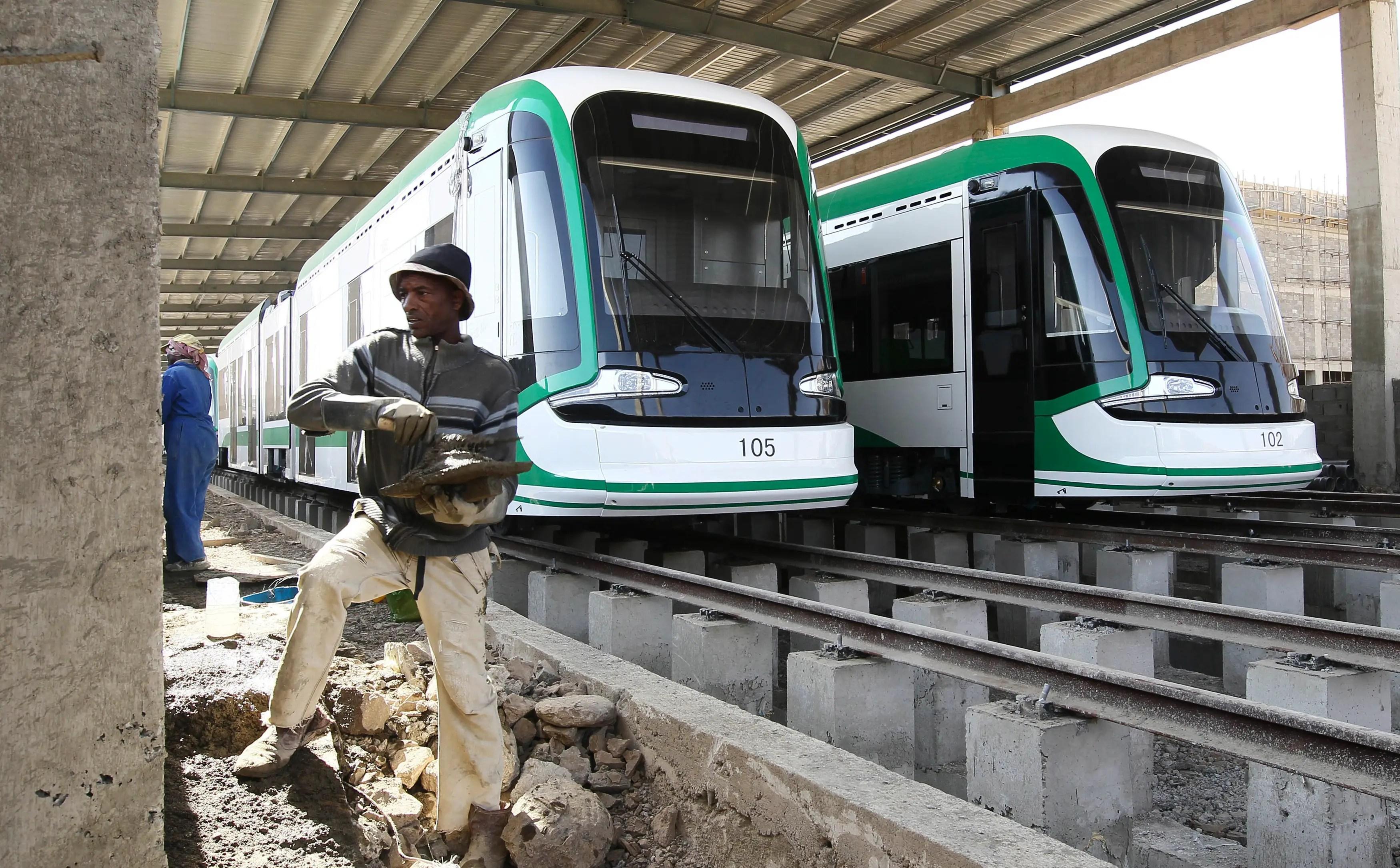 ethiopia rail system