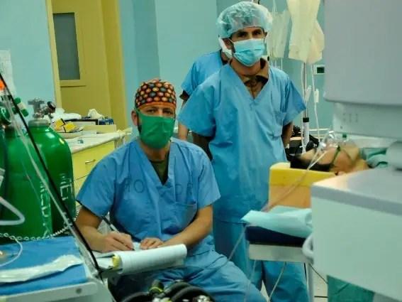 Anaesthesioloigst