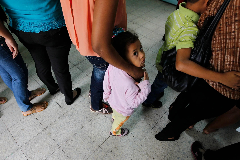 Mexico Central America migrant Honduras