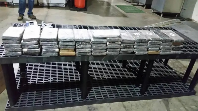 Cocaine Seized in Fort Lauderdale Feb. 16