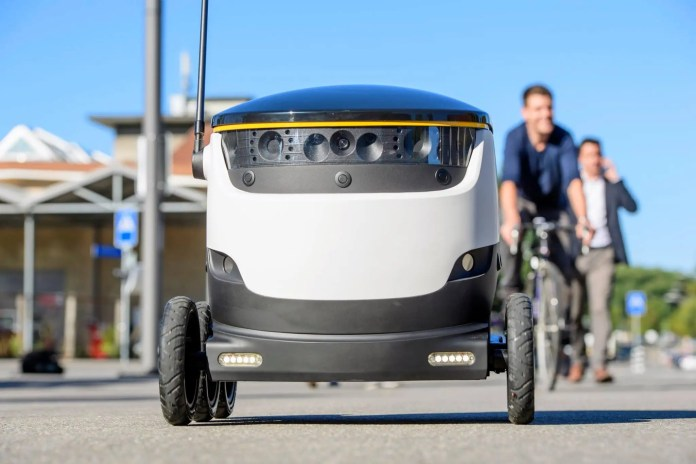 The future of package delivery is better than drones