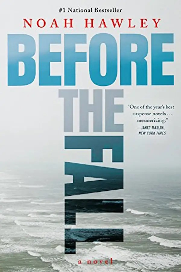"""9. """"Before the Fall"""" by Noah Hawley"""