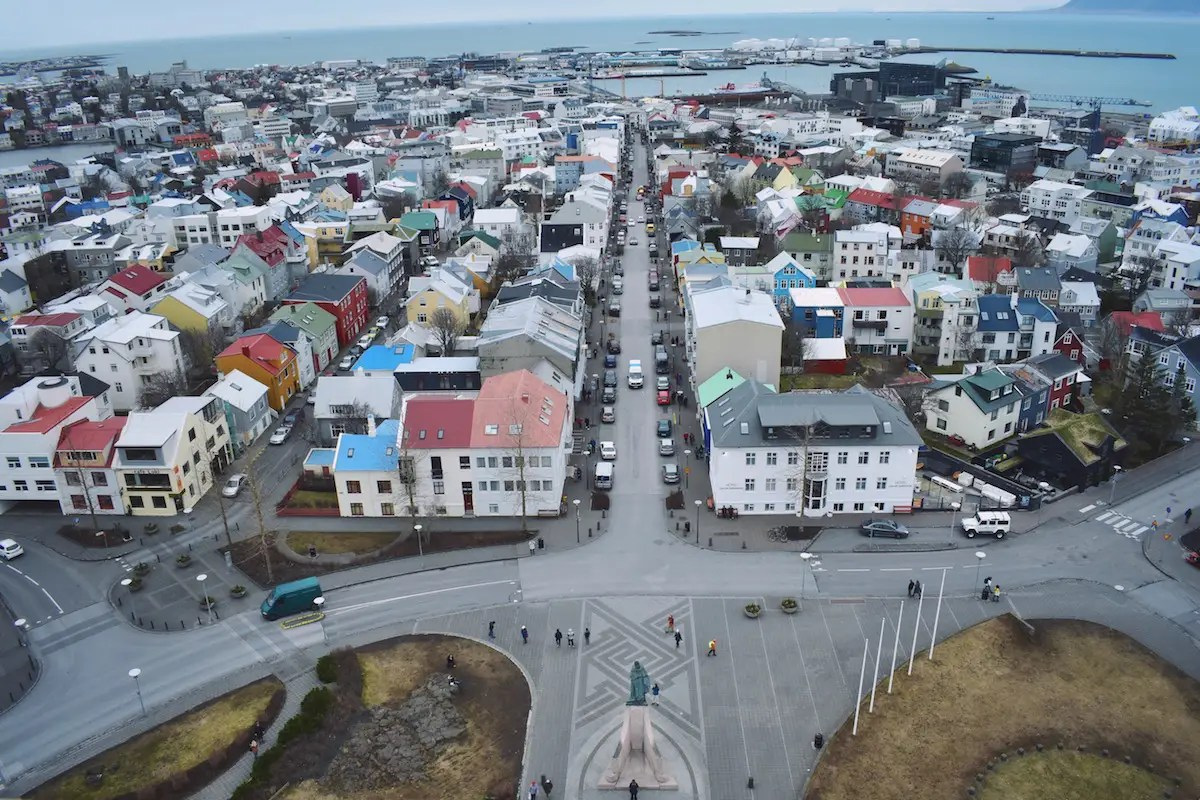 "During his brief stay, Morrow was taken around the city by an Eleven Experience tour guide. ""I visited Hallgrímskirkja, Reykjavik's most famous church, and toured Harpa, Reykjavik's concert hall designed by architect Olafur Eliasson,"" Morrow said."