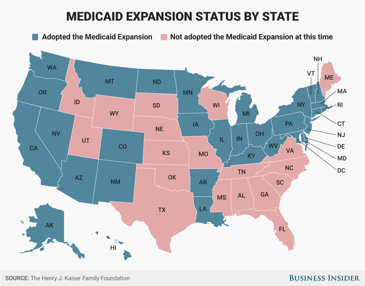 bi graphicsmedicaid expansion