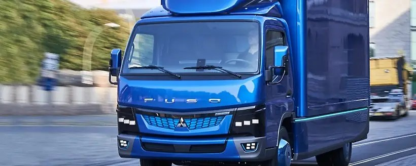 The eCanter has a more limited range at 62 miles than the Urban eTruck. Daimler said it will launch trucks with longer ranges as battery tech improves over time.