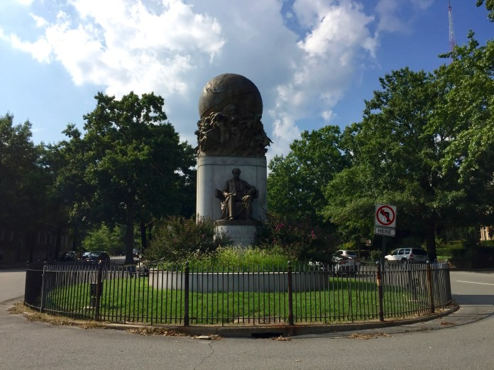 Richmond Monuments Richmond could be the next battleground over confederate monuments Richmond could be the next battleground over confederate monuments img4826