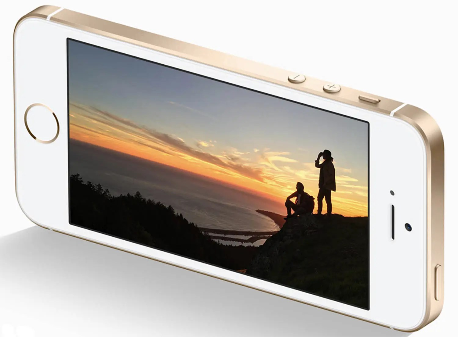 3. Like other iPhones and major Android phones, it's got a killer camera.