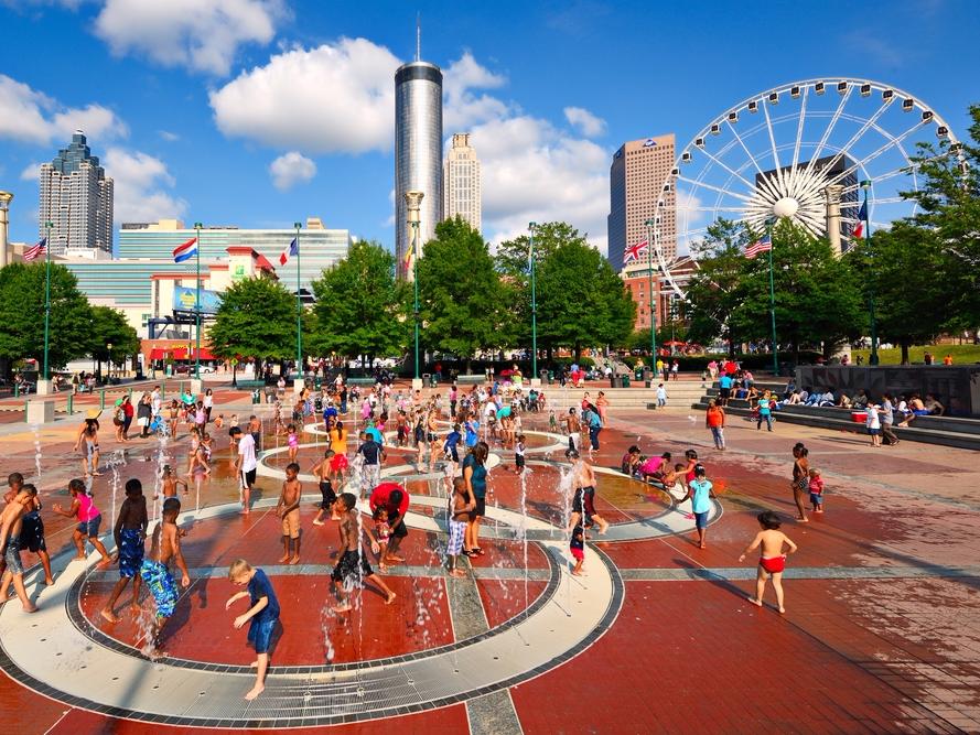 2. Atlanta