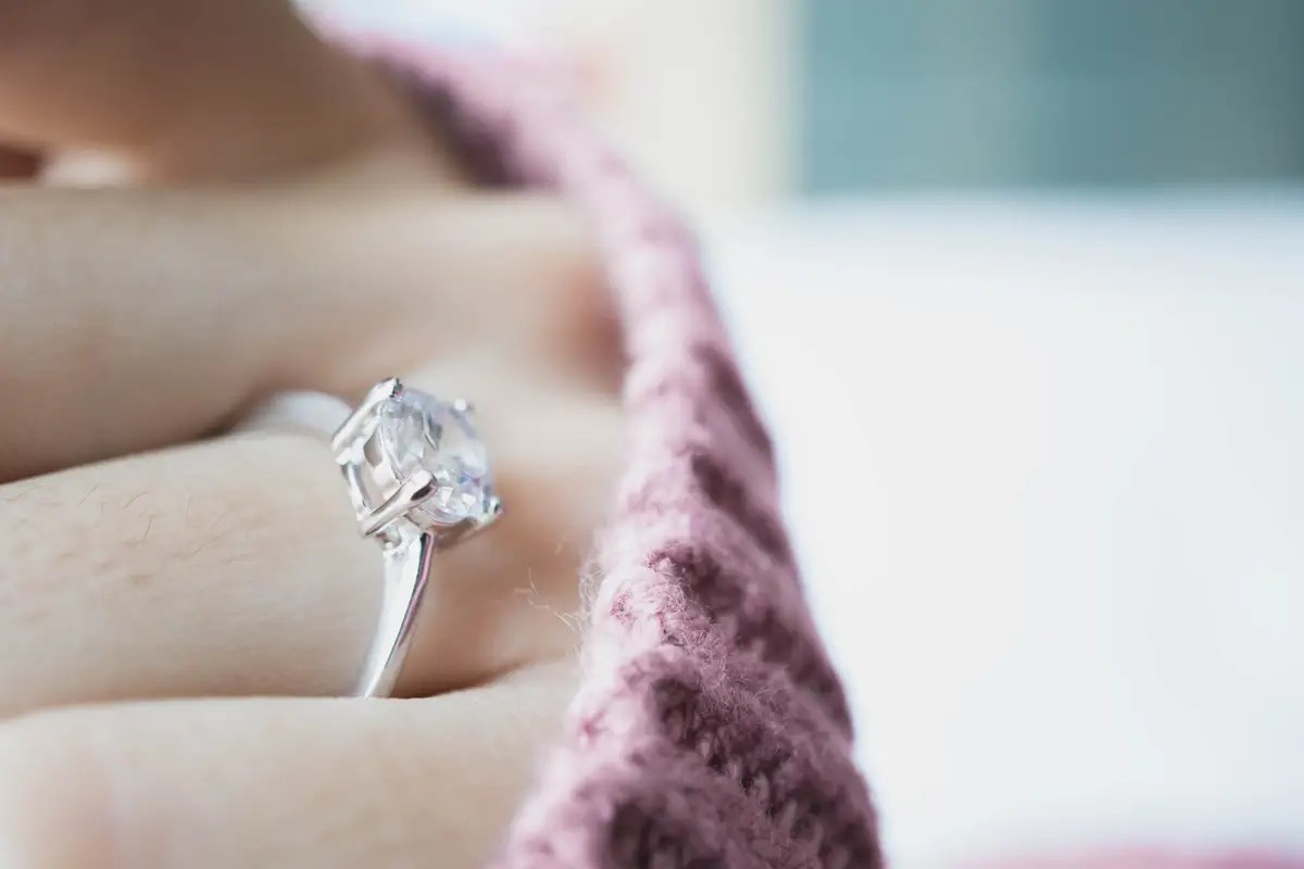 Engagement Ring Average Spending By State Ranked