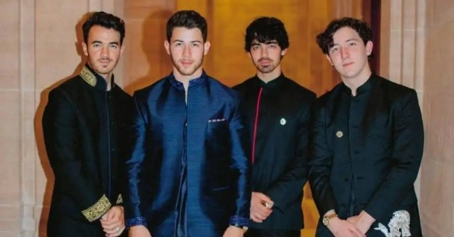 joe jonas brothers pre wedding